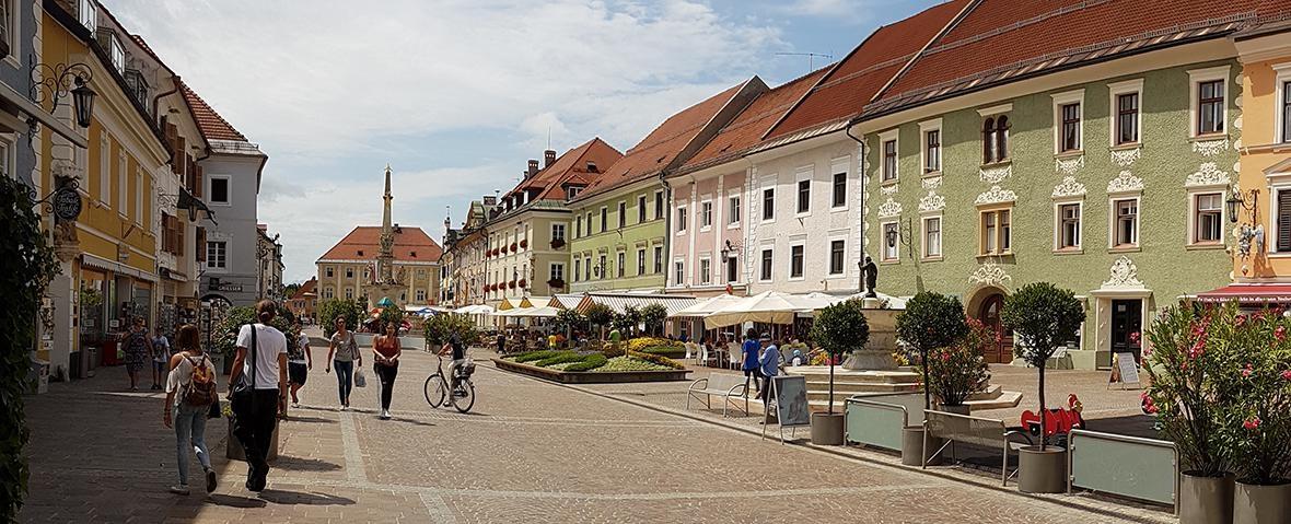 St. Veit -Tipp - Hier finden Sie Betriebe aus dem Bezirk Sankt Veit an der Glan, wie Restaurants, Modegeschäfte und Handwerksbetriebe, sowie Veranstaltungen