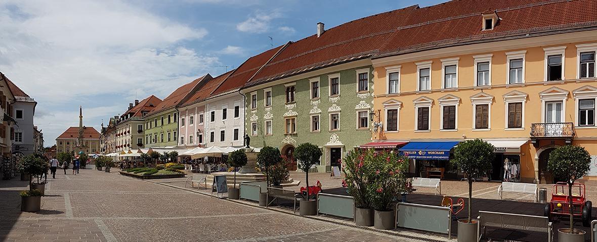 St. Veit -Tipp - Hier finden Sie Betriebe aus dem Bezirk Sankt Veit an der Glan, wie Restaurants, Modegesch�fte und Handwerksbetriebe, sowie Veranstaltungen